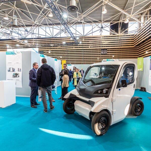 Photo des Innovative Mobility by CARA 2019