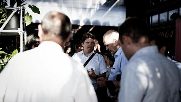 Photo du CARapéro, événement de mise en réseau