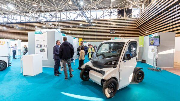 Photo des Innovative Mobility by CARA
