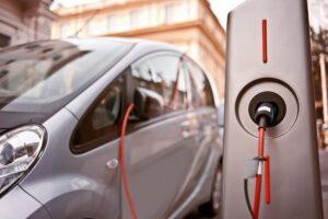 Photo véhicule électrique