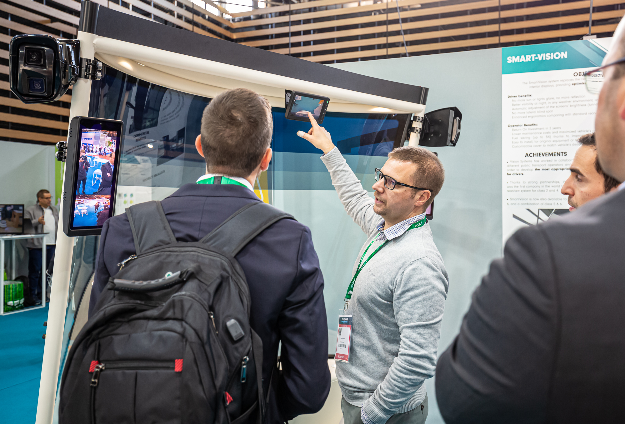 Le projet Smart Vision sur les IMC 2019