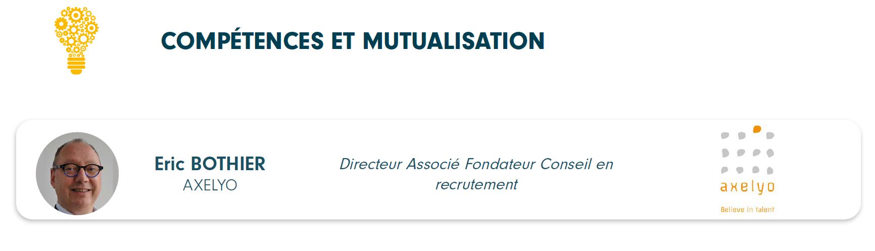 Directeur du programme compétence et mutualisation