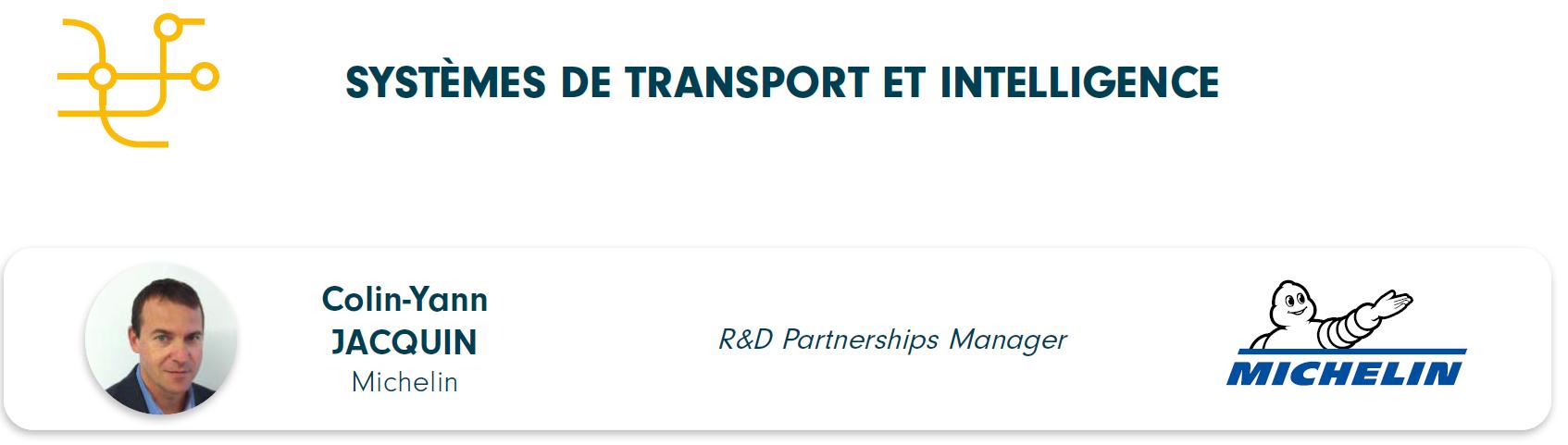 directeur de programme transport intelligent